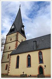 Evang. Kirche (Echzell)