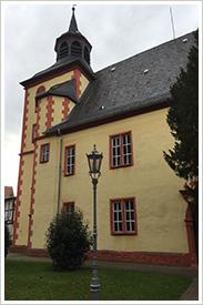 Evangelische Stadtkirche zum Heiligen Geist (Nidda)