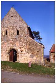 Romanische Klosterruine Konradsdorf