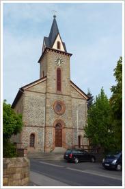 St. Laurentius (Oppershofen)