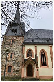 Evang. Marienkirche (Ortenberg)