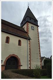 Evangelische Kirche (Ulfa)